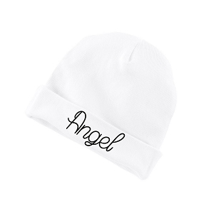 Angel Funny Baby Beanie Cotton Cap Hat