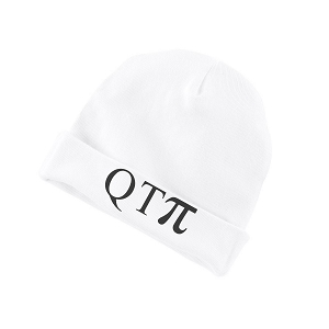 QTPie Math Joke Funny Baby Beanie Cotton Cap Hat