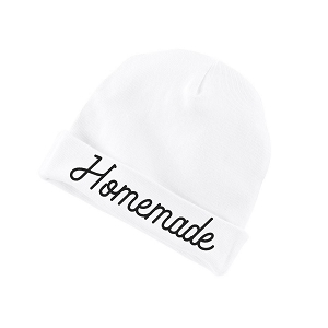 Homemade Parody Funny Baby Beanie Cotton Cap Hat