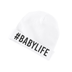 #BabyLife Funny Baby Beanie Cotton Cap Hat