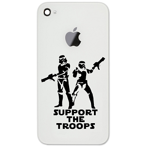 Support the Troops Stormtroopers 2
