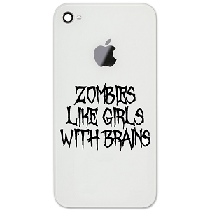 Zombies Like Girls With Brains Funny Walkers 2