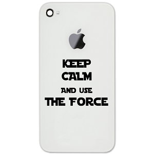 Keep Calm and Use the Force 2