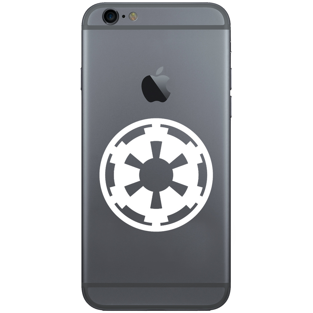 Galactic Empire 2 Quot Vinyl Sticker Cell Phone Decal