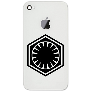 The First Order Galactic Empire Imperial Logo 2