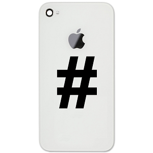 Pound Sign Hashtag Symbol Keyboard Character 2