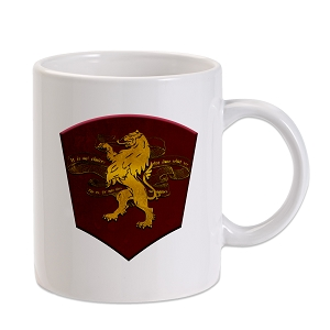 Lion Dumbledore Quote 11 oz. Novelty Coffee Mug