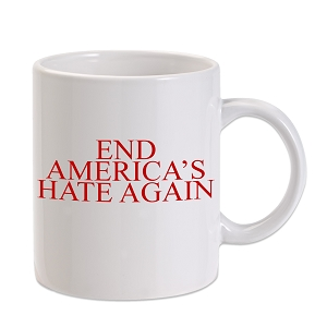 End America's Hate Again 11 oz. Novelty Coffee Mug