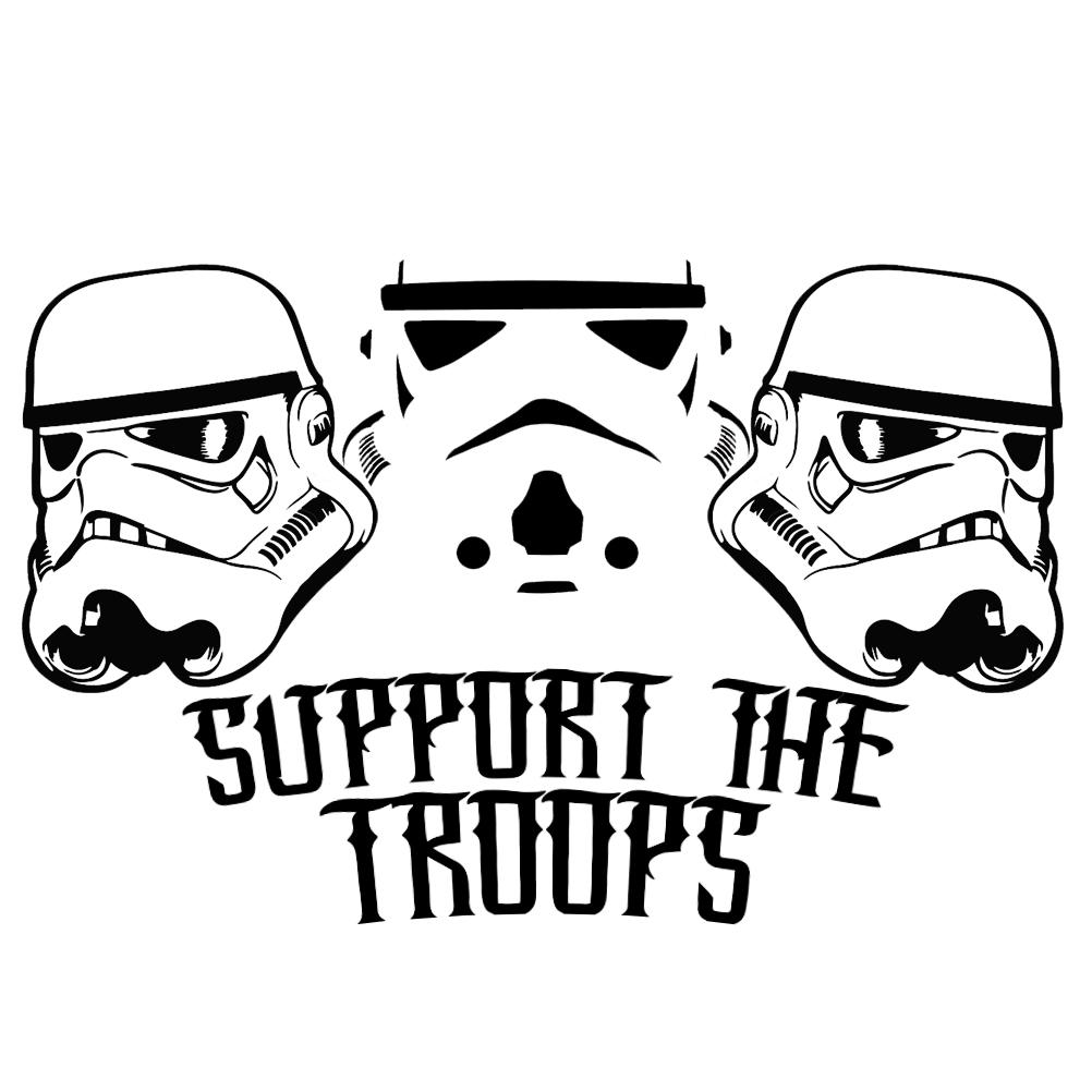 Storm Trooper Svg Free
