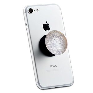 Geometric Marble 2 Sticker Set for Pop Grip Stent for Phones and Tablets (Stickers Only)