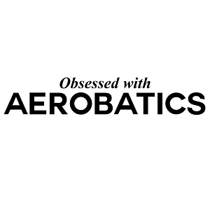 Obsessed with Aerobatics Sports Vinyl Decal