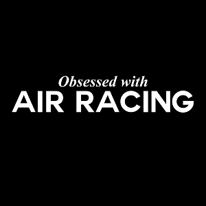 Obsessed with Air Racing Sports Vinyl Decal