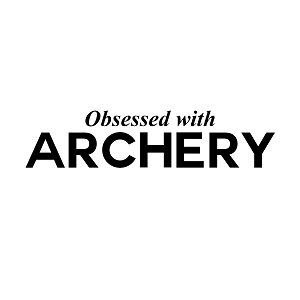 Obsessed with Archery Sports Vinyl Decal
