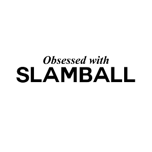 Obsessed with Slamball Sports Vinyl Decal