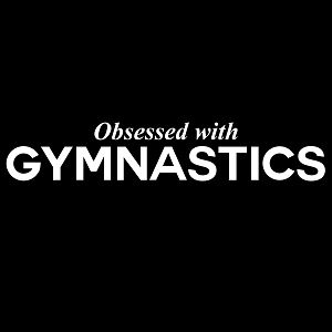 Obsessed with Gymnastics Sports Vinyl Decal