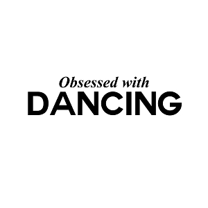 Obsessed with Dancing Sports Vinyl Decal