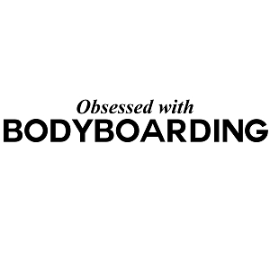 Obsessed with Bodyboarding Sports Vinyl Decal