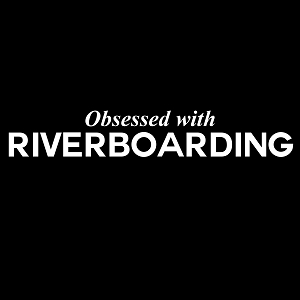 Obsessed with Riverboarding Sports Vinyl Decal