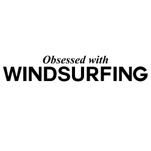 Obsessed with Windsurfing Sports Vinyl Decal