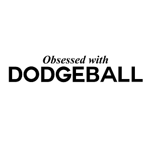 Obsessed with Dodgeball Sports Vinyl Decal