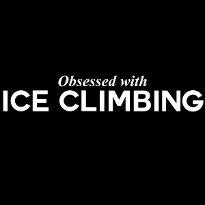 Obsessed with Ice Climbing Sports Vinyl Decal