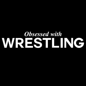 Obsessed with Wrestling Sports Vinyl Decal