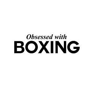 Obsessed with Boxing Sports Vinyl Decal