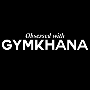 Obsessed with Gymkhana Sports Vinyl Decal