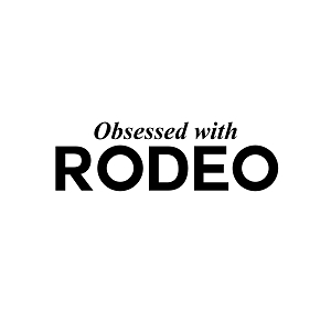 Obsessed with Rodeo Sports Vinyl Decal