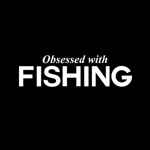 Obsessed with Fishing Sports Vinyl Decal