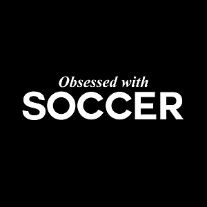 Obsessed with Soccer Sports Vinyl Decal