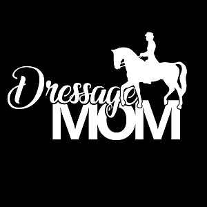 Dressage Mom Sports Vinyl Decal