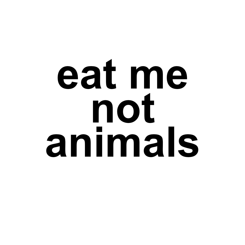 0de535794595 Eat Me Not Animals Funny Women's Cotton Thong Bikini
