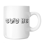 Funny JDM Turbo Boost Blow Me 11oz. Novelty Coffee Mug