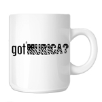 Patriotic USA Got Murica 11oz. Novelty Coffee Mug