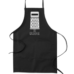 Be Grateful Cheese Grater Pun Funny Parody Cooking Baking Kitchen Apron