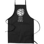 Slice Slice Baby Funny Parody Cooking Baking Kitchen Apron