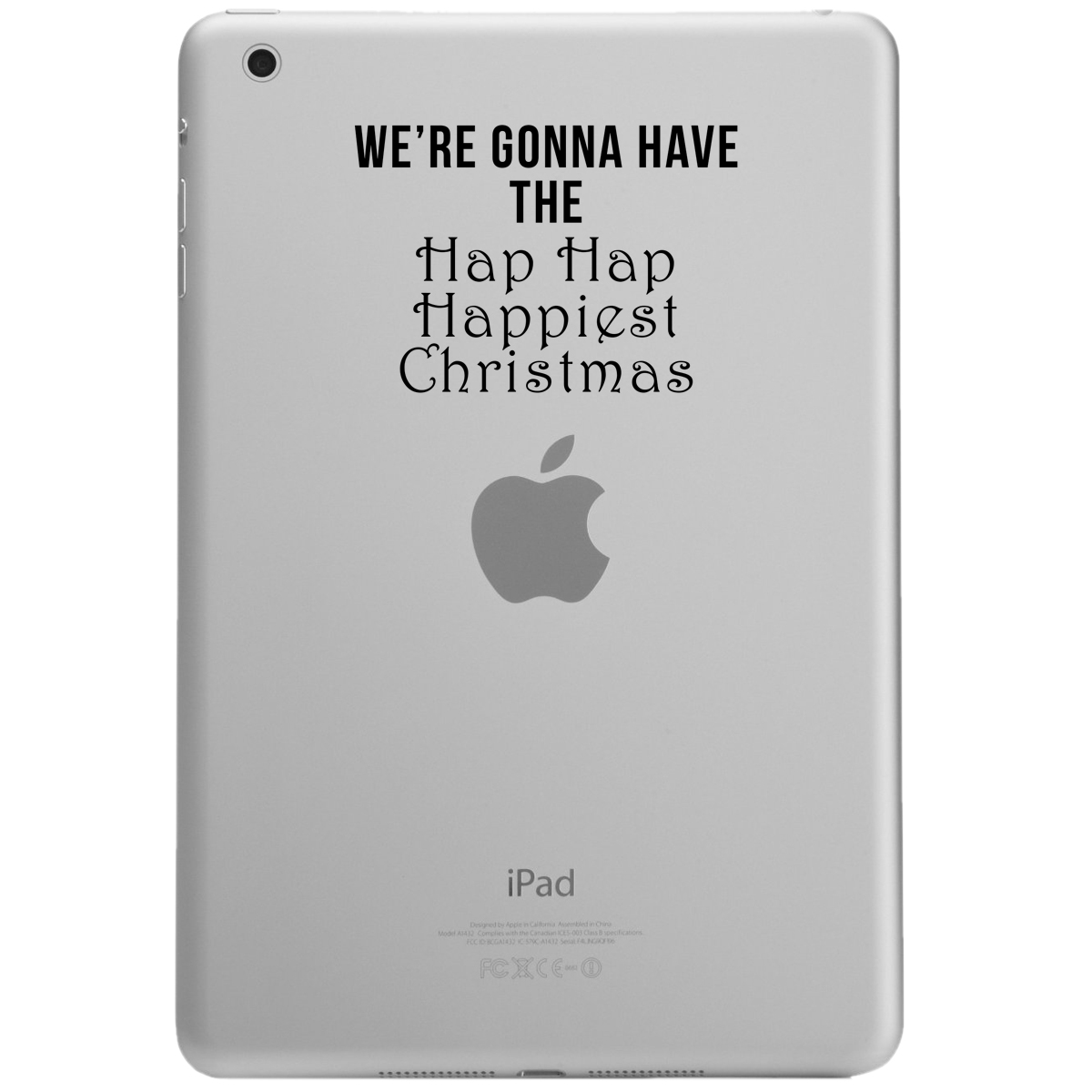 Buy iPad Decals and Stickers, Custom iPad Decals and Stickers online ...