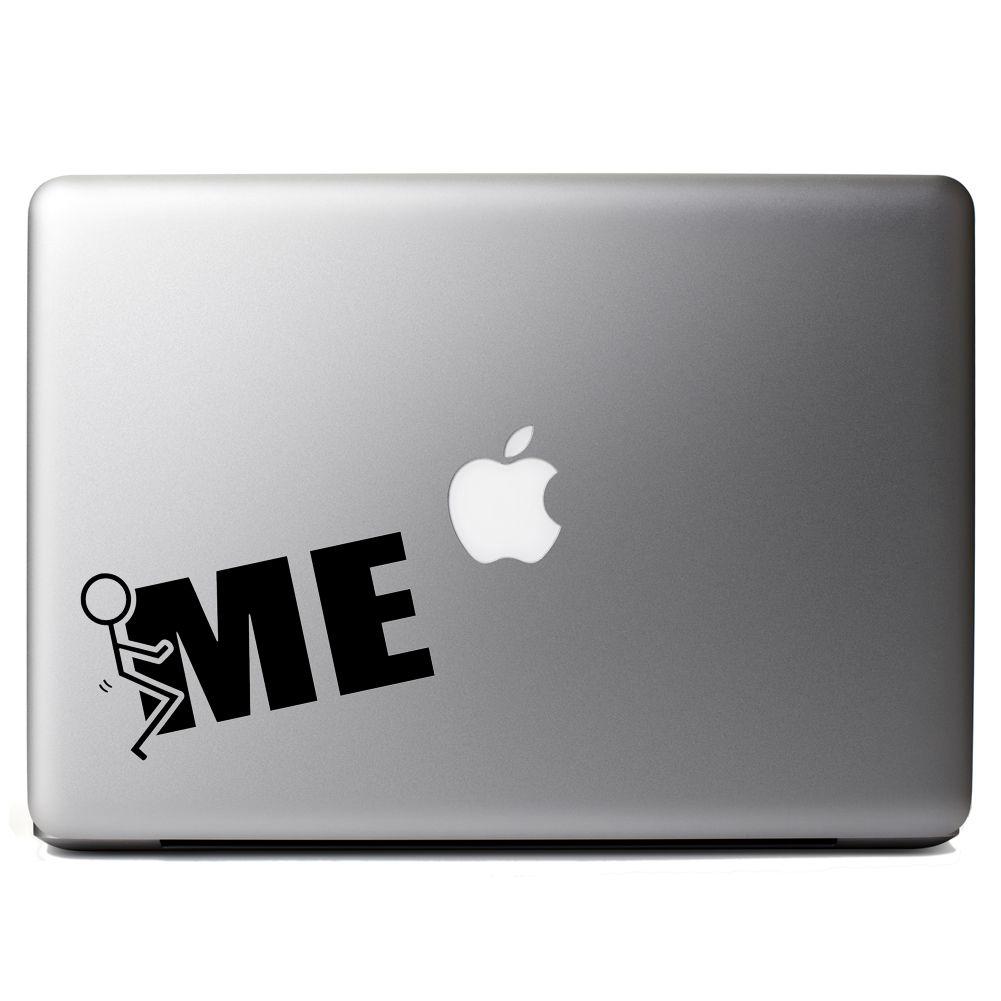 Funny Humping Stick Figure F*ck Me Vinyl Sticker Laptop Decal