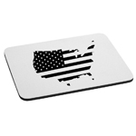 Patriotic USA Country American Flag Mouse Pad