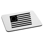13 Colonies Vintage American Flag Mouse Pad