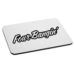 Four Bangin Engine 4 Cylinder JDM Mouse Pad