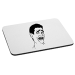 Yao Ming Bitch Please Meme Face Mouse Pad