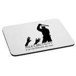 Police Brutality Minorities Funny Mouse Pad