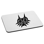 Majora's Mask Inspired Silhouette Mouse Pad