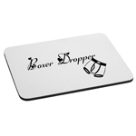 JDM Girl Boxer Dropper Funny Mouse Pad