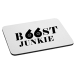 JDM Boost Junkie Turbo Life Mouse Pad
