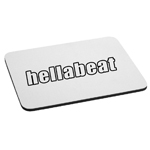 JDM Funny Hellabeat Ricer Mouse Pad