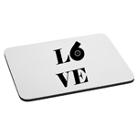 Love Boost Turbo JDM Lifestyle Mouse Pad