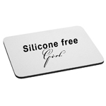 Silicone Free Girl Plastic Surgery Fake Mouse Pad
